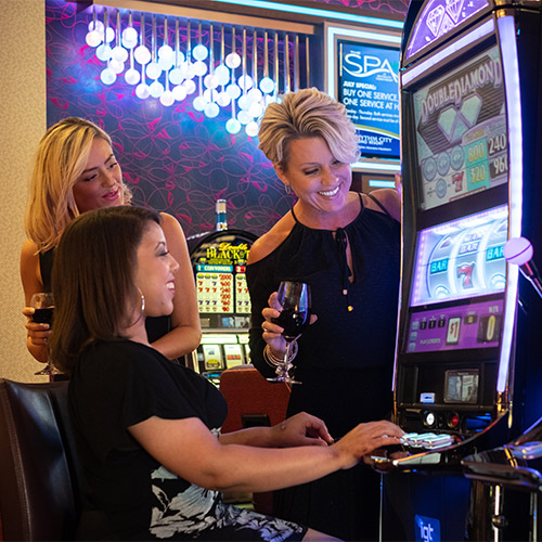 Hot Slots at Rhythm City Casino Resort